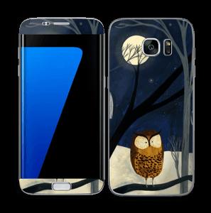 Medianoche vinilo  Galaxy S7 Edge