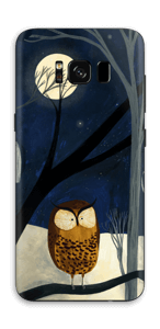 Midnight Skin Galaxy S8