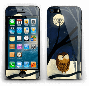 Midnight Skin IPhone 5s