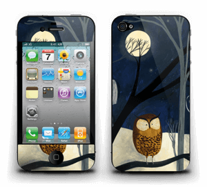 Midnight Skin IPhone 4/4s