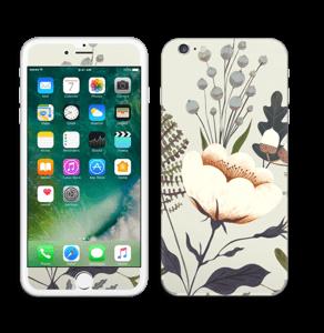Flora  Skin IPhone 6 Plus