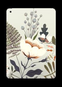 Flora vinilo  IPad 2017