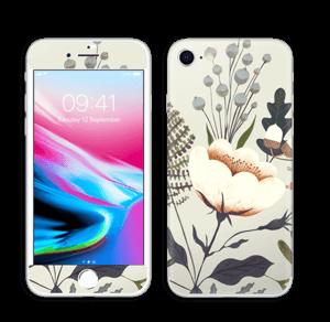 Flora Skin IPhone 8