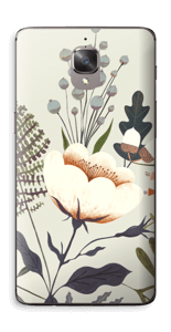 Flora Skin OnePlus 3T