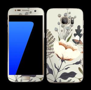 Flora Skin Galaxy S7