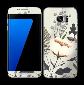 Flora Skin Galaxy S7 Edge