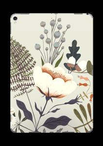 冬の花 スキンシール IPad Pro 10.5
