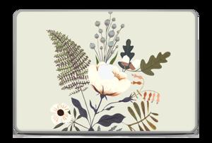 "Flora Skin MacBook Pro 17"" -2015"