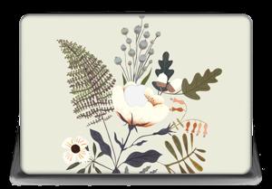 "Flora Skin MacBook Pro Retina 15"" 2015"