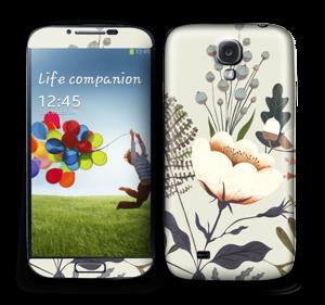 Flora  Skin Galaxy S4