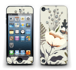 Flora Skin IPod Touch 5th Gen