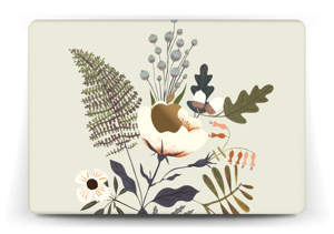 Flora Skin MacBook 12""