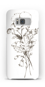 Poppy  case Galaxy S8