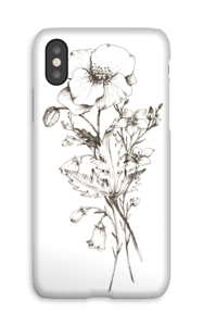 Poppy  case IPhone X