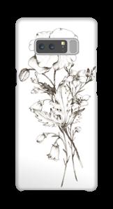 Poppy cover Galaxy Note8