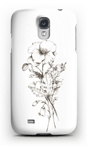 Poppy  case Galaxy S4