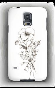 Poppy kuoret Galaxy S5