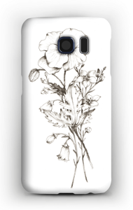 Poppy  case Galaxy S6