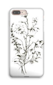 Violettes Coque  IPhone 8 Plus