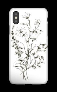 Violet deksel IPhone XS