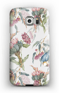 Naturens paradis deksel Galaxy S6 Edge