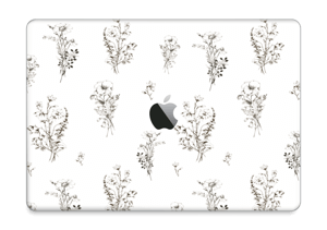 "Fleurs Sauvages Skin MacBook Pro 13"" 2016-"
