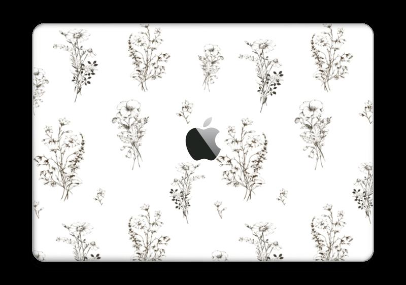 "Ramilletes Silvestres Vinilo  MacBook Pro 13"" 2016-"