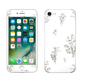 Wild Flowers Skin IPhone 7
