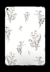 Fleurs Sauvages Skin IPad Pro 10.5