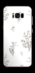 Vilde blomster Skin Galaxy S8 Plus