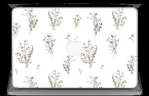 """Wild Flowers Skin MacBook Air 11"""""""