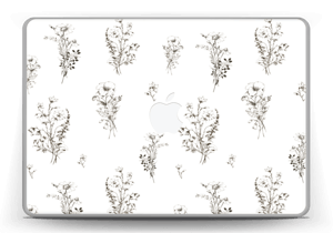 "Vilde blomster Skin MacBook Pro 13"" -2015"