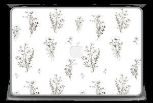 "Wild Flowers Skin MacBook Pro 15"" -2015"