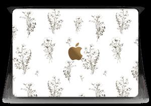 "Wild Flowers Skin MacBook 12"""