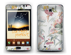 Pretty Nature  Skin Galaxy Note