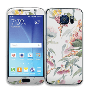 Pretty Nature Skin Galaxy S6