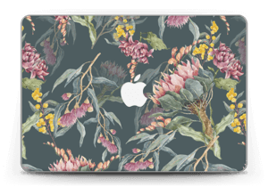 "Dusty green jungle Skin MacBook Pro Retina 13"" 2015"