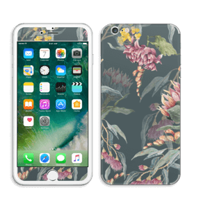 Dusty green jungle Skin IPhone 6 Plus
