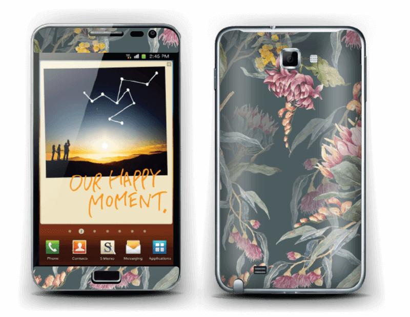 Lovely nature Skin Galaxy Note