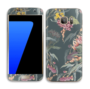 Nature Paradisiaque Skin Galaxy S7