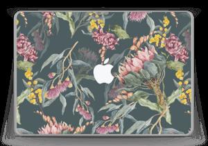 """Dusty green jungle Skin MacBook Pro 13"""" -2015"""