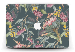 Dusty green jungle Skin MacBook Air 13""