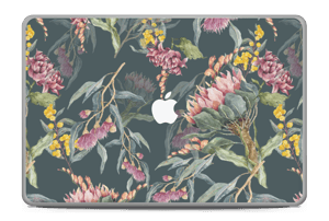 "Dusty green jungle Skin MacBook Pro 17"" -2015"