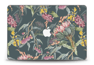 "Dusty green jungle Skin MacBook Pro Retina 15"" 2015"