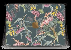 "Dusty green jungle Skin MacBook 12"""