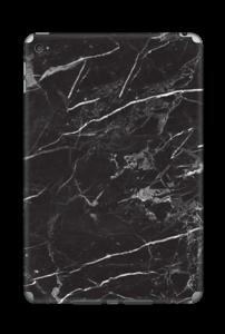 Svart Marmor Skin IPad Mini 4