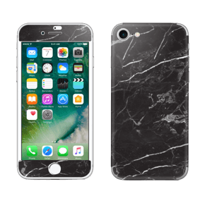 Black Marble  Skin IPhone 7