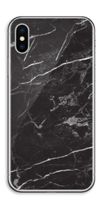 Black Marble Skin IPhone X