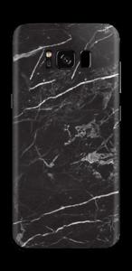 Marbre Noir Skin Galaxy S8