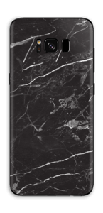 Black Marble  Skin Galaxy S8 Plus